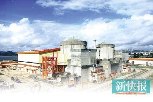 鹤山龙湾370亿建核电项目 进入风险评估公示阶段