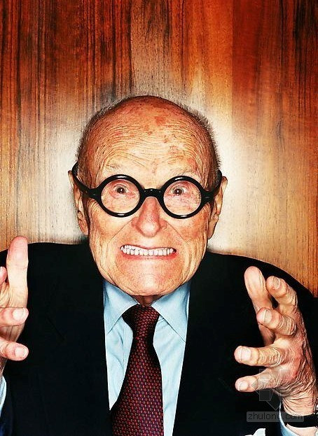 后现代主义建筑大师 菲利普·约翰逊107岁诞辰