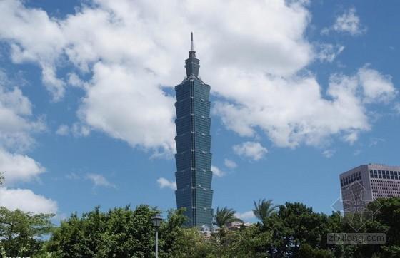 苏力袭台 台北101大楼摇摆幅度达70公分