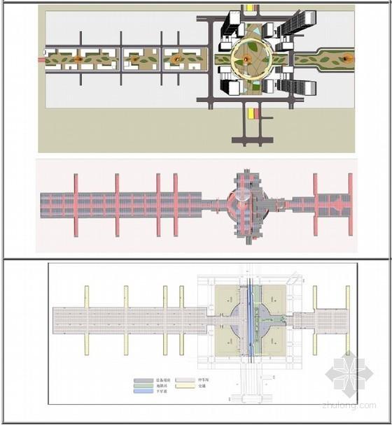 长春 CBD 地下核心区工程-方案策划