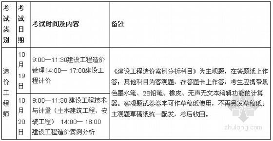 吉林2013年造价师报名时间:8月3日-8日
