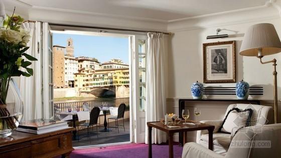 意大利佛罗伦萨伦卡诺酒店设计 一座高雅艺术展览馆