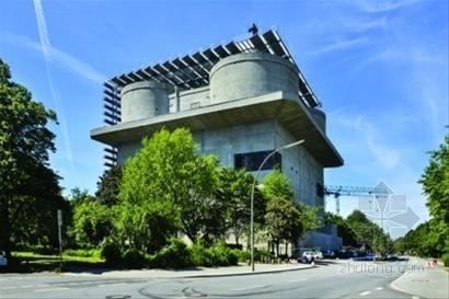 "uasb生物接触氧化资料下载-德国""汉堡""建筑利用生物气发热发电"