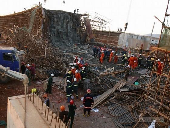 7月份全国市政工程安全事故53起 死亡64人