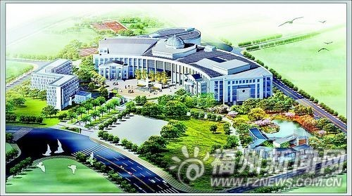 福州旧区改造资料下载-福州工人文化宫改扩建或10月底完工