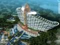 海棠湾红树林费尔蒙七星级度假酒店BIM设计应用