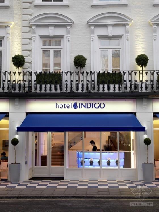 伦敦帕丁顿英迪格酒店设计 增添皇室风采