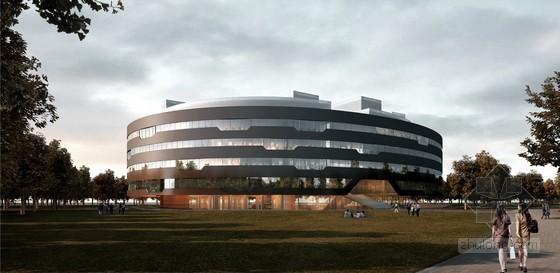 广联达信息大厦——利用BIM技术创造绿色办公环境