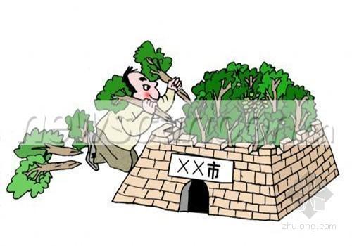 """西藏投资300亿元规划""""两江四河""""造林绿化工程"""