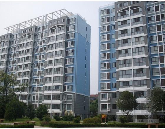 民用钢结构设计 保障房尝鲜钢结构