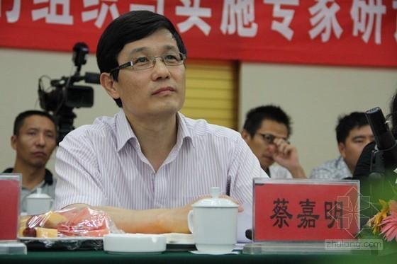 蔡嘉明:节点法项目管理中BIM的组织与实施