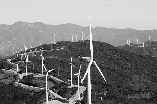 世界海拔最高风力发电场将并网发电