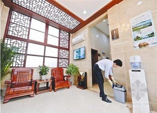 武汉东湖景区耗资2000万改造星级公厕 酷似茶室