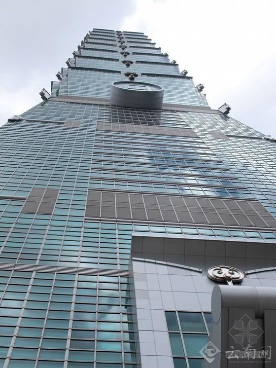 走进台北101大楼 世界最大风阻尼器