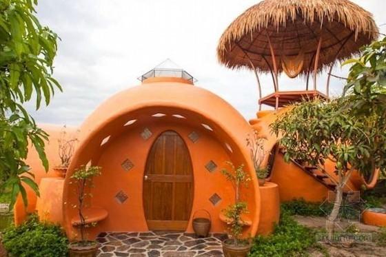 泰国梦幻童话屋 非常规住宅设计