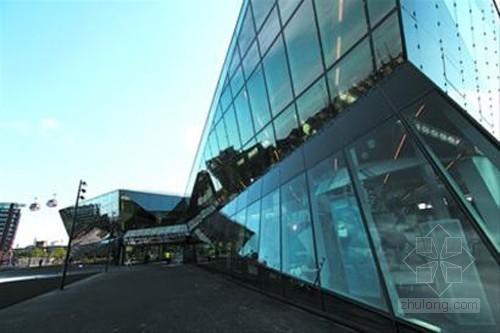 """伦敦""""水晶""""全面利用水循环 感受未来绿色楼宇"""