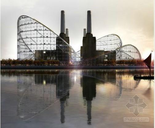 伦敦燃煤电力厂改造的博物馆