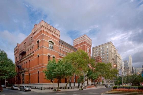 赫尔佐格&德·梅隆设计的美国军械博物馆