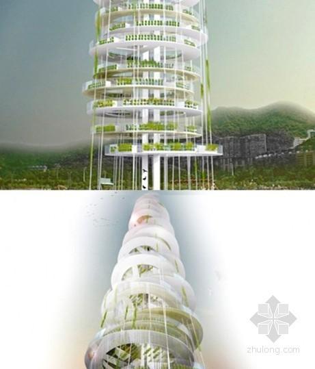 """盘点世界各地12大""""可持续绿色节能""""建筑设计"""