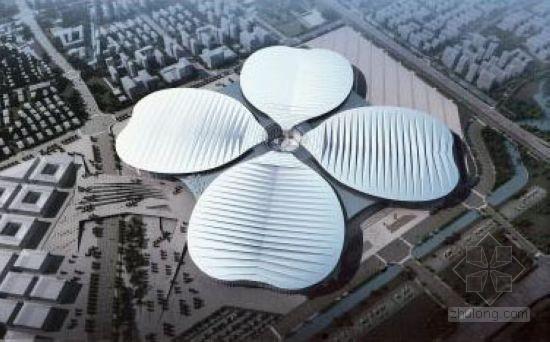中国博览会会展综合体项目(北块)应用BIM进行工程管理