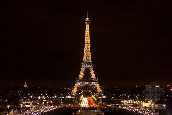 美是真实的火花——埃菲尔铁塔为什么是这个形状