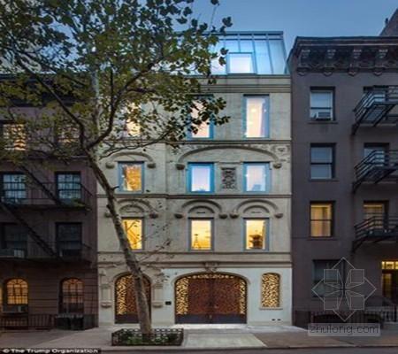 纽约豪宅藏六米高瀑布 造价3900万美元