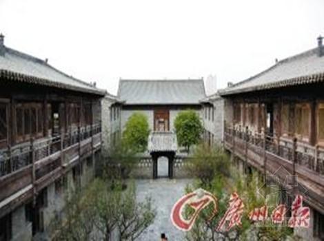广州耗巨资历时10年复建原味明清古宅
