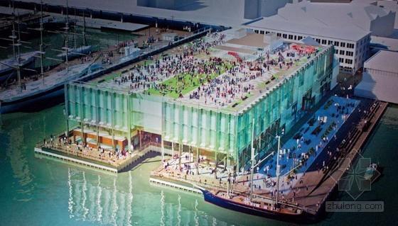 令人惊叹的曼哈顿南街海港17号码头效果图