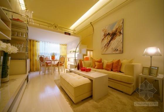 台湾温馨公寓设计 暖色调十分的让人神往