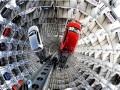 武汉最大塔式立体车库造价千万元 取车只要2分钟