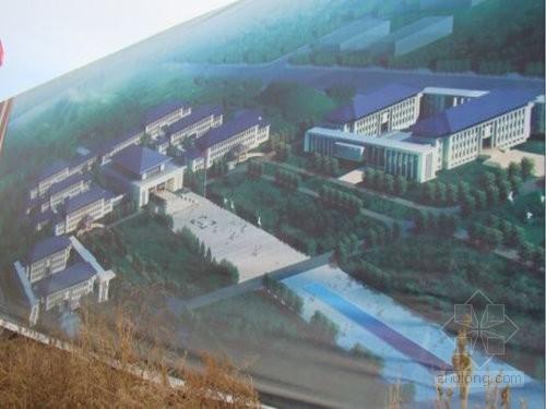 内蒙古建14.3万平米办公楼群 被指奢华