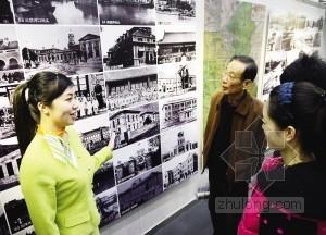 近代天津城市规划图片展:看看百年津城变化