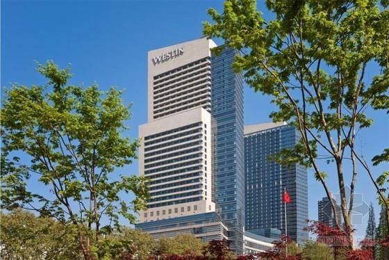 南京威斯汀大酒店设计 尽享惬意与放松
