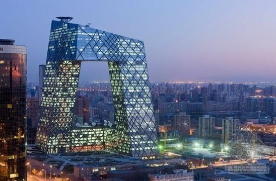 """央视""""大裤衩""""获世界性奖项带给城市建筑的启示"""