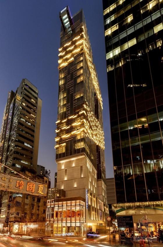 香港港岛英迪格酒店设计 营造众不同的活力魅力