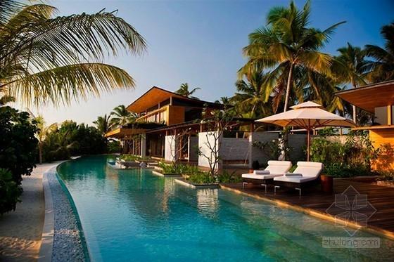 马尔代夫Coco酒店设计 独特的海景