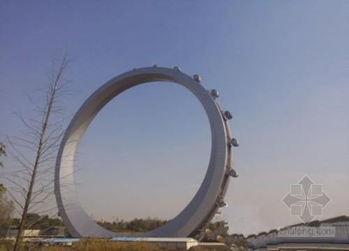 """常州紫荆公园造价1.5亿""""指环王""""变脸长""""疙瘩"""""""