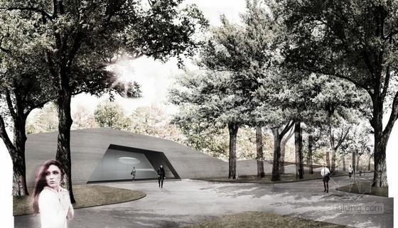 Mecanoo等设计的波兰华沙Lazienki皇家博物馆
