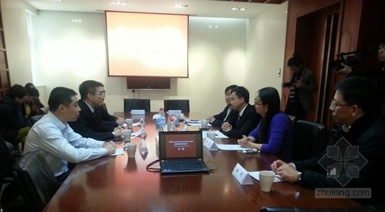 中国建筑设计研究院与上海惠普签署战略合作协议