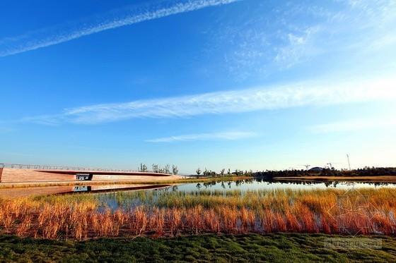 AECOM公司设计的中国大同文瀛湖景区