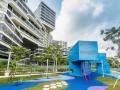 Carve设计的Interlace住宅儿童运动场