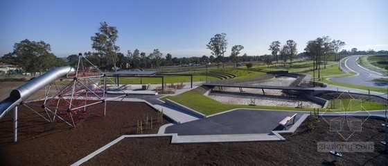 JMD事务所设计的雷德芬公园