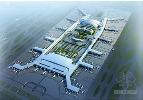 广州白云机场设计图资料下载-广州白云机场拟投资2亿元改造一号航站楼