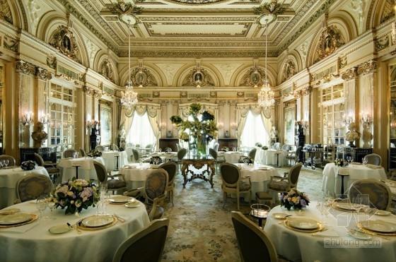 摩纳哥心脏地带 豪华度假酒店巴黎大饭店