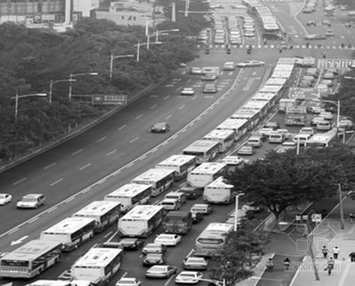 电子监控设备建设工程资料下载-广州BRT造价为公交专道87倍 车速相差不大遭质疑