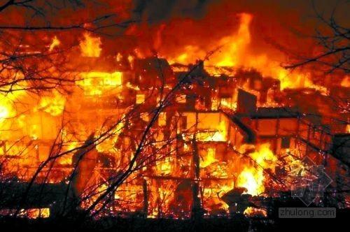 香格里拉古城大火 致242栋房屋被毁 损失过亿
