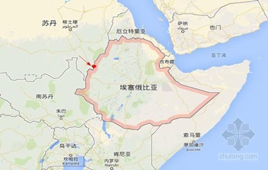中国承建非洲最大输变电项目启动