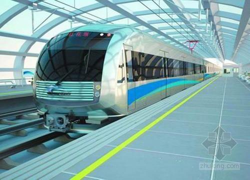 广州今年同时建12条地铁 每年投资超百亿元