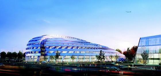 西咸空港综合保税区事务办公服务中心工程的创新实践
