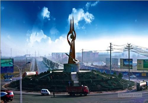 陕西蒲城七大工程投资395.15亿 唱响惠民主旋律